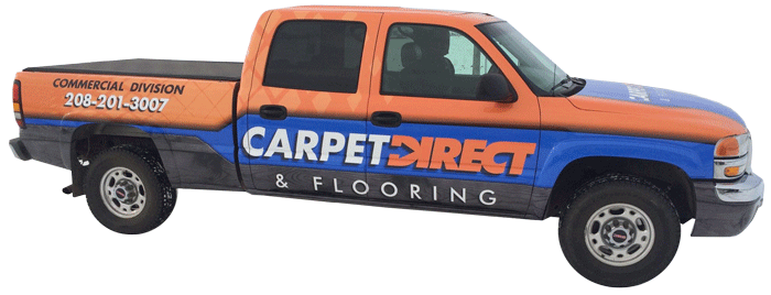 Carpet Direct & Flooring Truck